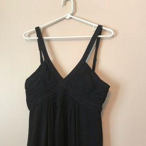 BCBGMaxAzria Dresses - BCBG sexy black v-Neck dresss